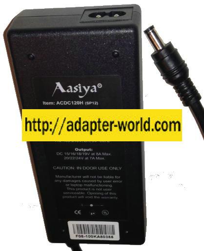 Multi Voltage Adapters : Laptop Parts Supplier, Laptop Parts